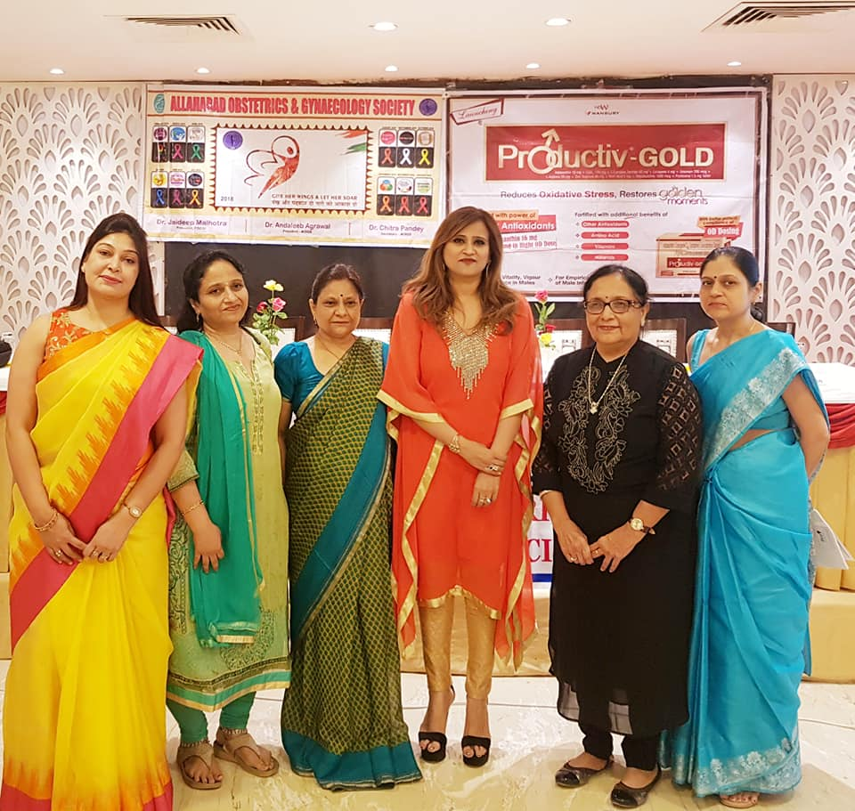 Dr shivani events of obstetric